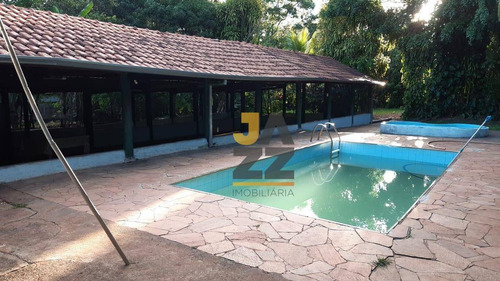 Chácara Com 2 Dormitórios À Venda, 5300 M² Por R$ 350.000,00 - Parque City - Bauru/sp - Ch0642