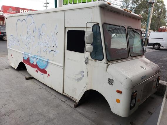 Carroceria Vanette De Aluminio Food Truck