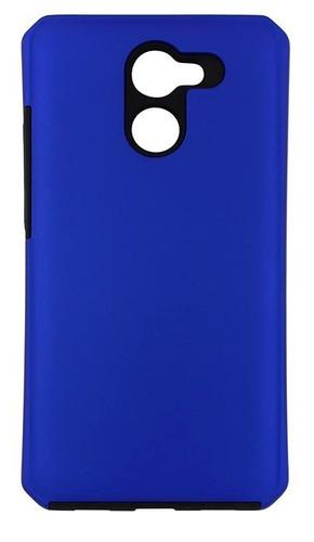 Imagen 1 de 5 de Estuche Funda 2in1 Cid Apple iPhone X - Azul Roca Mobile
