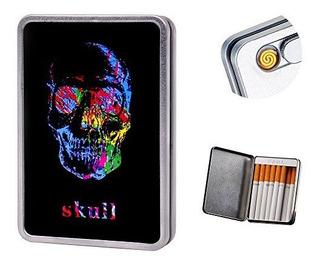 Usb Encendedor De Cigarrillos Caja Del Encendedor De