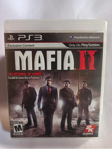 Mafia 2 - Mídia Física - Ps3
