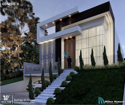Imagem 1 de 30 de Casa À Venda, 292 M² Por R$ 2.990.000,00 - Alphaville - Santana De Parnaíba/sp - Ca1507