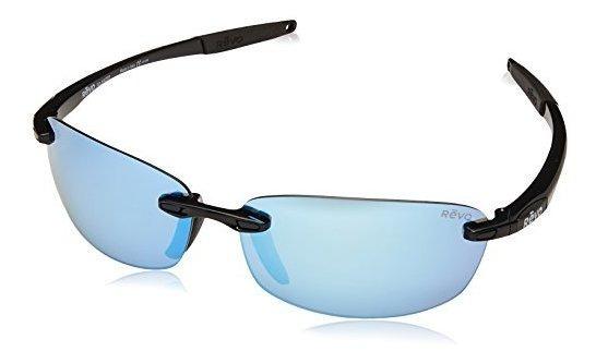 Gafas De Sol Rectangulares Polarizadas Revo Descend E Re 406