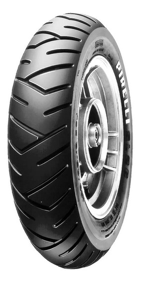 Pneu Moto Pirelli Aro 12 90/90-12 44j Dianteiro Sl26 Honda