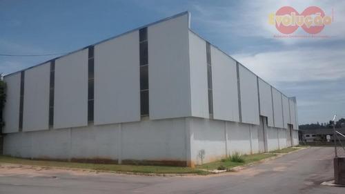 Imagem 1 de 3 de Galpão Industrial/ Comercial - Cabreúva-sp - Ga0040