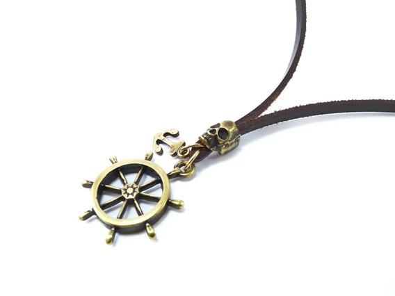 Colar Pirata Gold