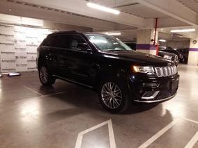 Jeep Grand Cherokee 3.6+summit+elite 2017+contado Especial
