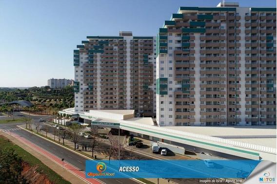 Apartamento Temporada Resort Em Olímpia - Sp, 01 Quarto