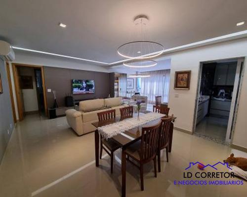 Imagem 1 de 27 de Apartamento Sol Da Manha, Voltado Para Frente Do Residencial Maxx 135, Vista Jardim Goiás - Max135 - 33386204