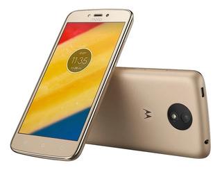 Motorola Moto C Plus Xt1726 16gb Dual Sim Tela 5 | Novo