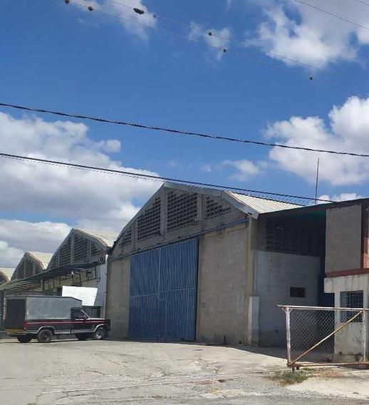 Galpón En Alquiler Zona Industrial Ii Barquisimeto