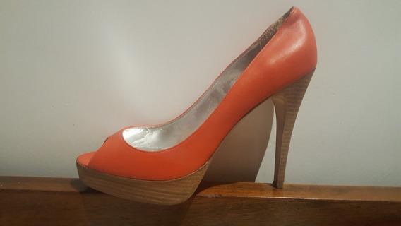 Zapato Boca De Pez 40!!! Paruolo!!