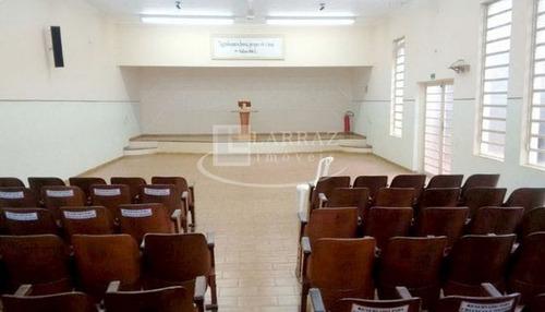 Salão Comercial Para Venda No Monte Alegre Na Cel. Camisao, Funcionava Como Igreja, 1 Salao Principal Mais Cômodos Auxiliares Em 250 M2 Total - Sl00015 - 67817202