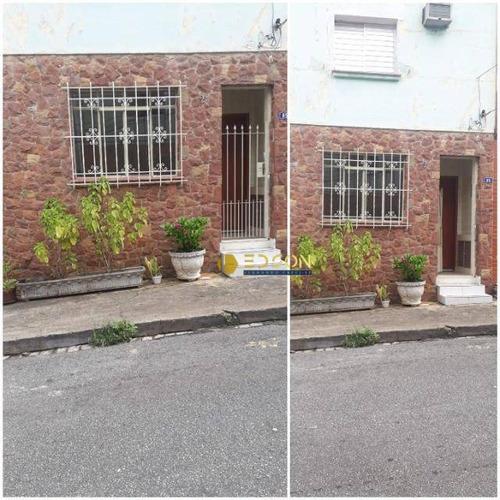 Casa Com 2 Dormitórios À Venda Por R$ 420.000,00 - Santana (zona Norte) - São Paulo/sp - Ca0003