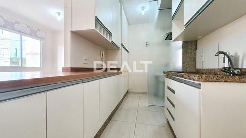 Apartamento Com 3 Dormitórios À Venda, 66 M² Por R$ 277.000,00 - Parque Euclides Miranda - Sumaré/sp - Ap0125