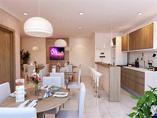 Imagem 1 de 8 de Apartamento - Venda - Aviação - Praia Grande - Tcl75