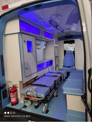Imagem 1 de 5 de Transformação Para Ambulancia