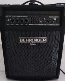Amplificador / Cubo Para Baixo Behringer Bxl 450 Alemao