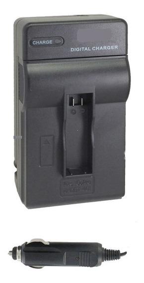 Carregador De Bateria Ahdbt-401 P/ Filmadora Gopro 4k Hero4