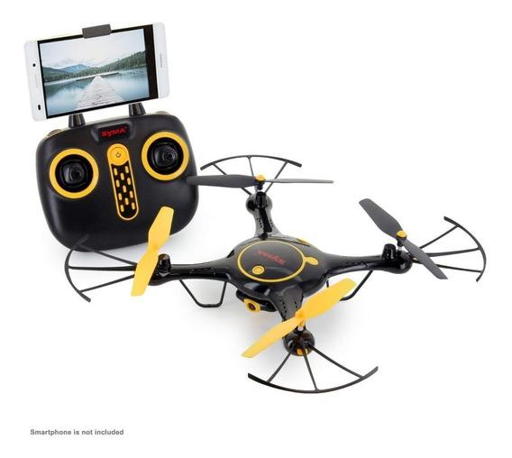 Drone X5uw Syma Real Time 720p Wifi Edição Limitada
