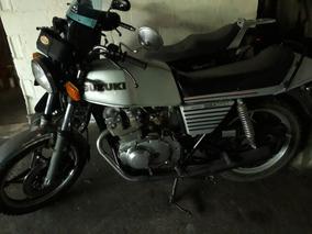 Suzuki 250cc 6 Válvulas