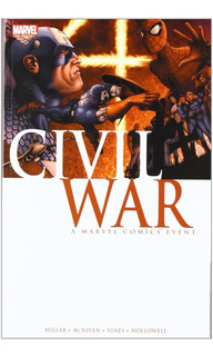 Civil War - Marvel Comics - Robot Negro