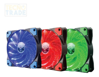 Ventilador Cooler Marvo Scorpion Fn -10 Gamer Led Colores
