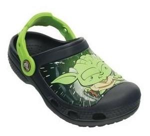 Sandalia Crocband Crocs Kids Personagens Frete Gratis