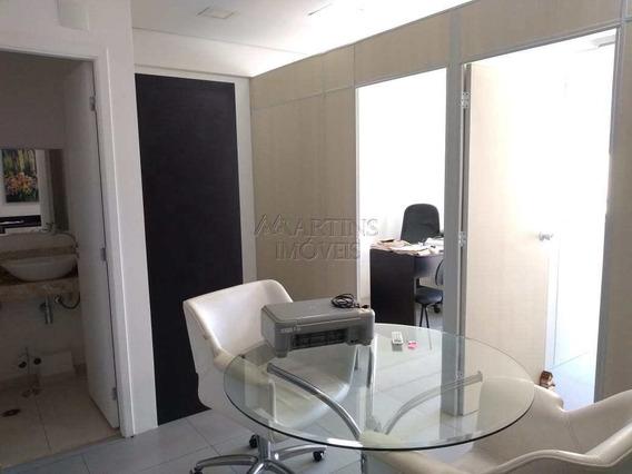 In Design Office | Sala 70 M² - Andar Alto | 6683 - A6683
