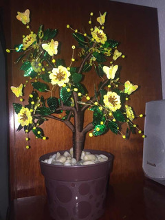 Árbol Bonsai Artesanal