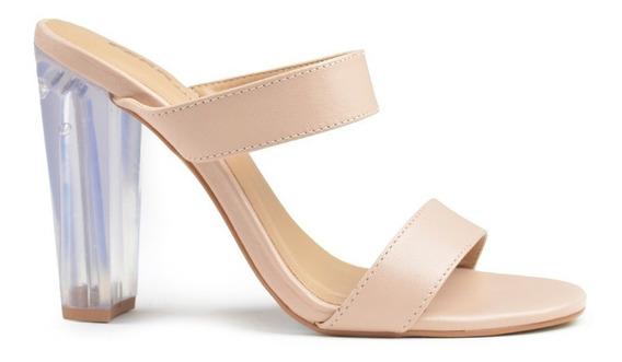Sandalias Zapatos De Cuero De Mujer Mont Ss2020 - Ferraro