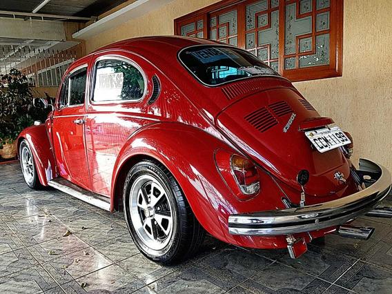 Volkswagen Fusca 1.300 L -1977 Estilo ( German Look )