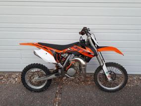 Motocross Ktm 85sx 2014