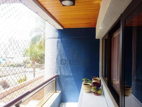 Imagem 1 de 23 de Apartamento Com 3 Dormitórios À Venda, 150 M² Por R$ 830.000,00 - Vila Itapura - Campinas/sp - Ap1969