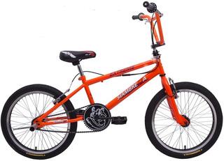 Bicicleta Freestyle Fluo Naranja Siambretta