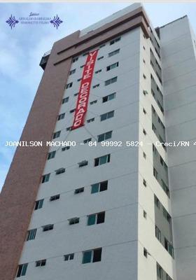 Apartamento Para Venda Em Natal, Lagoa Nova - Residencial Arnaldo Barbalho Simonetti, 3 Dormitórios, 3 Suítes, 5 Banheiros, 2 Vagas - Ap0862-arnaldo Barbalho
