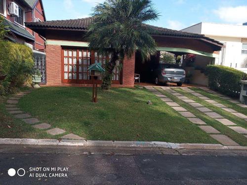 Imagem 1 de 30 de Casa De Condomínio Com 4 Dorms, Alphaville, Santana De Parnaíba - R$ 1.5 Mi, Cod: 235364 - V235364