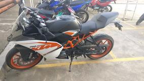 Ktm Rc 200 2017, Unico Dueño