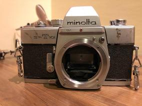 Câmera Minolta Srt 101 Funcionando