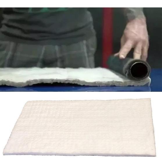 Lã Cerâmica Para Escapamento De Moto, Alta Resistencia