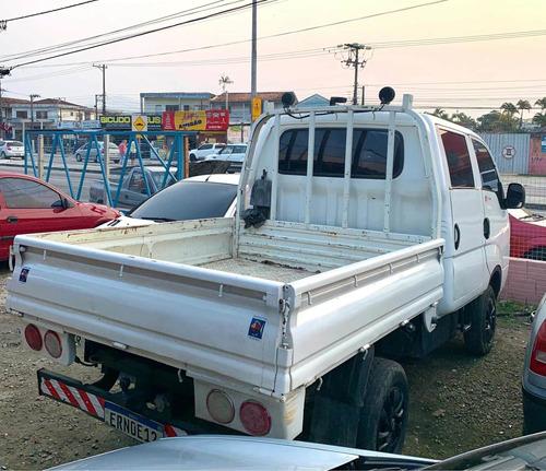 Imagem 1 de 5 de Kia Bongo 2011 2.7 Std 4x4 Rs Cab. Dupla C/ Carroceria 2p