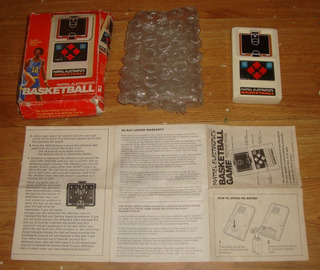 Game And Watch Basketball Juego Electronico Handheld(ss02016