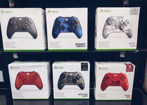 Control Original Xbox One Tercera Generación Varios Colores