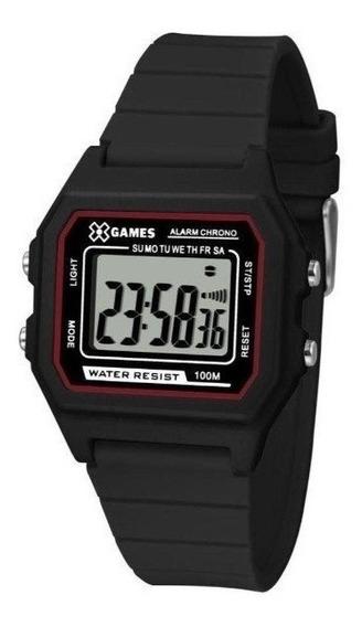 Relógio Masculino Digital Esportivo X-games Xgppd109 Bxpx