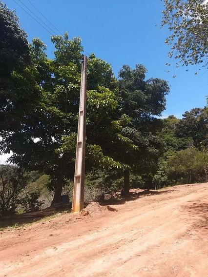 Lotes Em Ibiuna-sp 600 M2 Plano E Demarcado Ruas Abertas B
