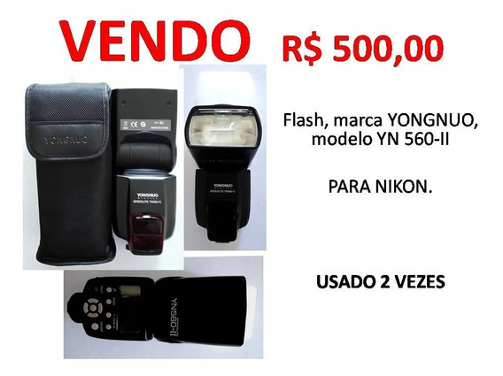 Flash Yn Para Nikon