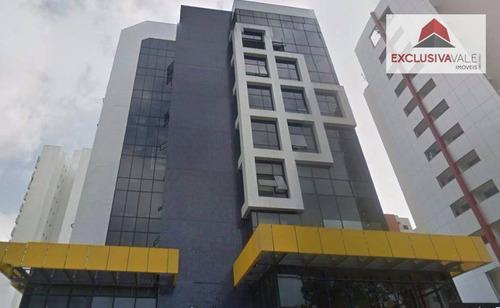 Sala  Comercial Para Venda E Locação No Jardim Aquárius - Sa0043