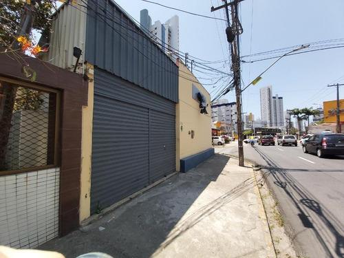 Imagem 1 de 12 de Casa Comercial Com 5 Quartos Para Alugar, 302 M² Por R$ 5.499/mês - Madalena - Recife/pe - Ca0024