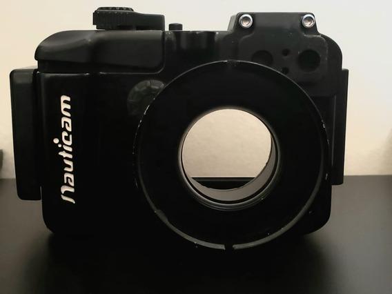 Caixa Estanque Nauticam Para Câmera Canon S110