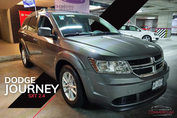 Dodge Journey 2013 2.4 Sxt 5 Pasajeros Plus Mt